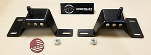 Sr 96 04 Ford Mustang Gt 4 6 V8 Solid Engine Motor Mounts Pair Left