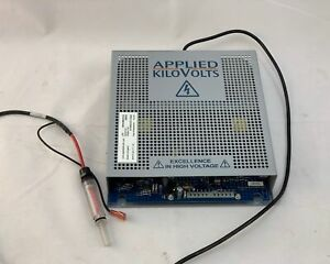 Applied Kilovolts Hp Series Hp015r Precision High Voltage Module Power Supply