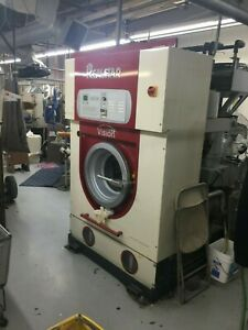 Dry Cleaners Plant Equipment