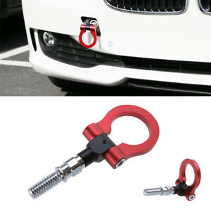 Racing Tow Hook For Bmw E46 E81 E30 E36 E90 E91 European Car Auto Trailer Ring