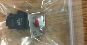 Micro Switch Pty 2311 Push pull Switch 2 position