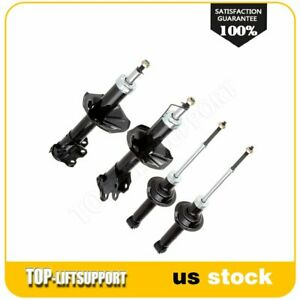 Full Set Of 4 Shocks Struts For 1995 1996 1997 1998 1999 Nissan Sentra 200sx
