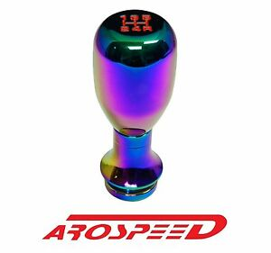 Neochrome Type r Racing Shift Knob Shift Boot Retainer For Mazda