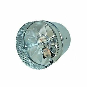Suncourt Inc Cecominod070233 In In line Duct Air Booster Fan