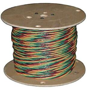 150 Ft Submersible Well Pump Wire 12 3 Solid Cu W g Cable Thhn Thwn Insulated