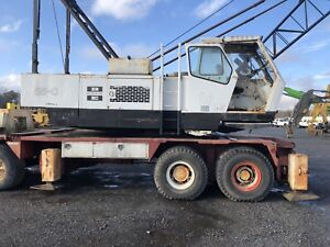 1968 Bucyrus erie 55 c Runs Drives New Booms Just Came Off A Job