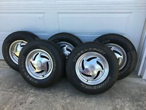 Boyd Coddington Wheel And Tire Set With Spare No Shipping Local Pickup Only