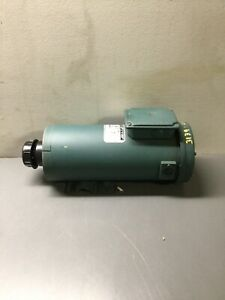 New Reliance Electric T56s1014a Dc Motor 180v 1750rpm 12l 4