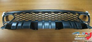 2019 Dodge Charger Performance Grille With Dual Air Inlets New Mopar Oem