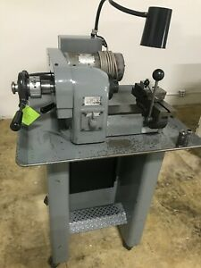 Hardinge Super Precision Speed Lathe Model Hsl 59 With Tooling
