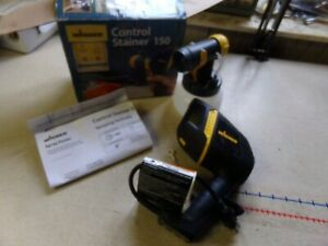 Wagner 0529051 Control Stainer 150 Paint Sprayer free Shipping