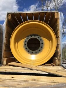 John Deere 624k Loader Wheels