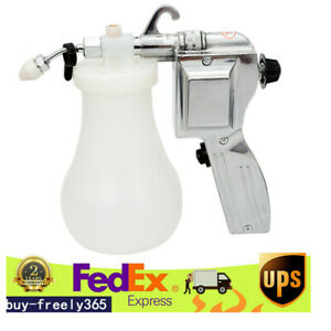 Textile Spot Cleaning Spray Gun Adjustable 110 Volt adjustable Nozzle Us Stock