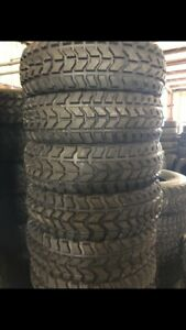 New Goodyear Wrangler Mt Oz 37x12 50r16 5 Military Humvee Mud Truck Tires