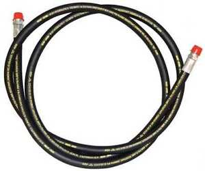 Wheeler rex 220577 Output Hose high Pressure 10 Ft 1000psi