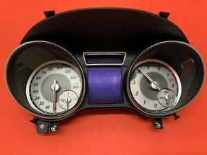 2015 Mercedes Benz X156 Gla250 Instrument Cluster Speedometer parts Only