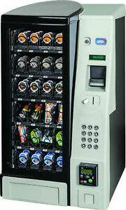 Ams Microvend 624 Counter Top Snack Vending Machine