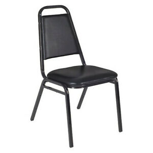 Seating 8029bk Restaurant Stack Chair black