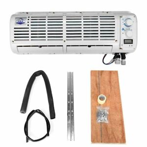 12v Universal Car Hanging Air Conditioner Fan For Bus Truck Evaporator