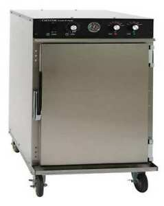 Cres Cor 750chssde Cook And Hold Oven 25 5 8 X 32 3 4 X 32 1 4 Holds 10 Pans