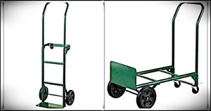 Adjustable Folding Convertible Multi purpose Dolly And Cart Utility Hand Truck