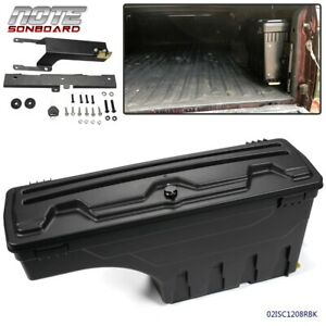 Truck Bed Storage Box Toolbox Rear Right For Ford F 150 15 16 17 18 19 Pickup