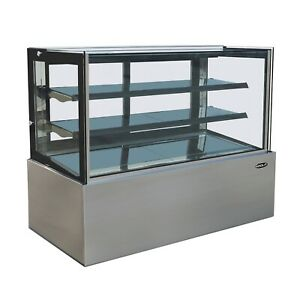 Mvp Group Kbf 72d 70 Non refrigerated Bakery Display Case