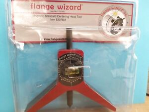Flange Wizard 53076m Centering Head Tool For 8 48 Pipe New