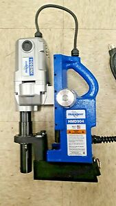 Hougen Hmd904 Magnetic Drill New 115v 2 Doc Free Shipping