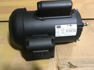 Weg 1 Hp General Purpose Motor