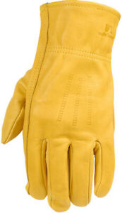 Wells Lamont Premium Leather Work Gloves 3 pack