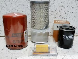 Ford New Holland Tractor Filter Service Kit 1120 1210 1220 1215