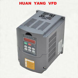 Huanyang Vsd 4kw 380v 5hp Variable Frequency Drive Inverter Vfd 0 400hz