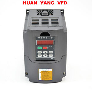 400hz 3kw Variable Frequency Drive Inverter Vfd Speed Control 220v 4hp 13a