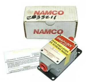 Namco Ea080 11100 Snap Lock Industrial Limit Switch