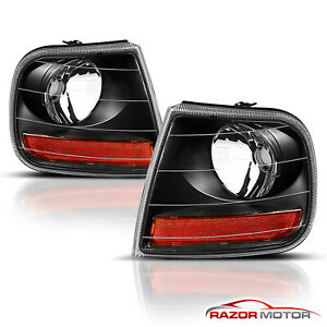 1997 1998 1999 2000 2001 2002 2003 Ford F 150 Expedition Corner Signal Lights