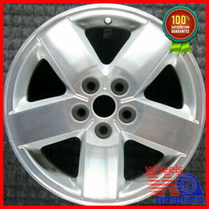 Wheel Rim Chevrolet Cavalier 15 2003 2005 88892580 09594429 Oem Factory Oe 5155