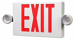 Cooper Lighting Apch7r Exit emergency Led Sign