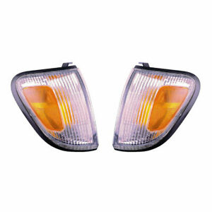 1998 1999 2000 For Ty Tacoma 4wd W pre Corner Light Right Left Side