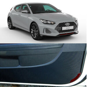 Anti Scratch Carbon Decal Cover Sticker For 2019 Hyundai Veloster