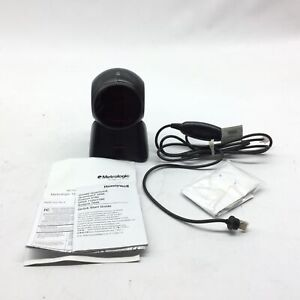 Honeywell Mk7120 31a62 Orbit Rs232 Verifone Kit Includes Scanner Mounting Plate