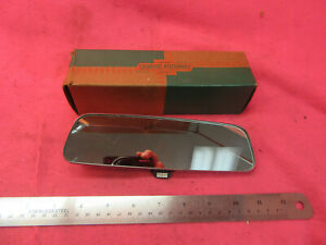 Nos Gm Chevy Inside Mirror Rearview Guide 8 Day Night Corvette 1964 Corvair