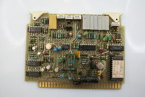 Wiltron 6647a Programmable Sweep Generator 10mhz 18 6ghz 660 d 8007 Board