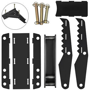 Diy 32 Backhoe Thumb Excavator 1 2 Steel Plate Assembly Weld On Tractor