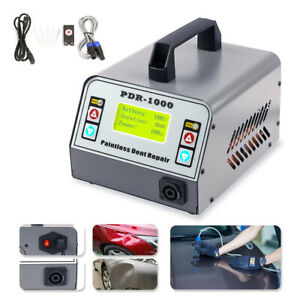 Pdr 1000 Induction Heater Machine 1000w Hot Box Car Paintless Dent Repair Tool