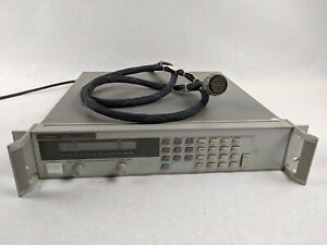 Hp Agilent 6643a Dc Power Supply 0 35 Volts 6 Amp 210w Gpib Benchtop System