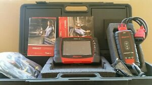 Snap On Verdict D7 Wireless Scanner Ver 18 4 Domestic Asian Euro Harley