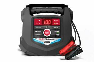 Schumacher 15 Amp 6 12v Rapid Battery Charger For Automotive Marine Batteries