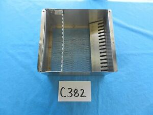 Acufex Surgical Arthroscopic Linear Instrument Tray 011673