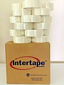 24 Rolls 1 1 2 x 60 Yards Filament Tensilized Removable Tape Ipg 2 6mil usa Made